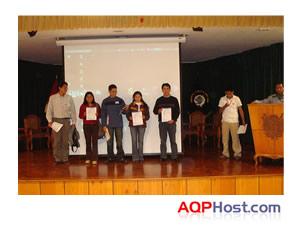 Ganadores de Hosting y Dominios FLISOL 2008
