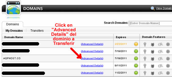 listar-dominios-go-daddy