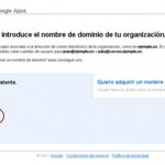 Correos con Google Apps