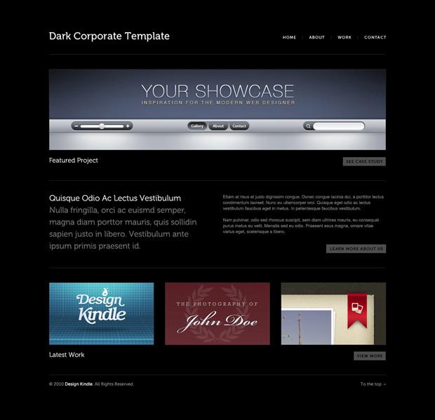 dark corporate