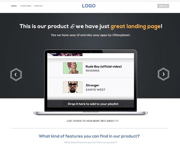 landing_page_free_psd logo