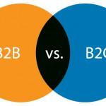 Cómo difieren las landing page los objetivos de b2b y b2c