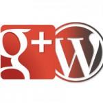 Google+ y WordPress están más vinculados