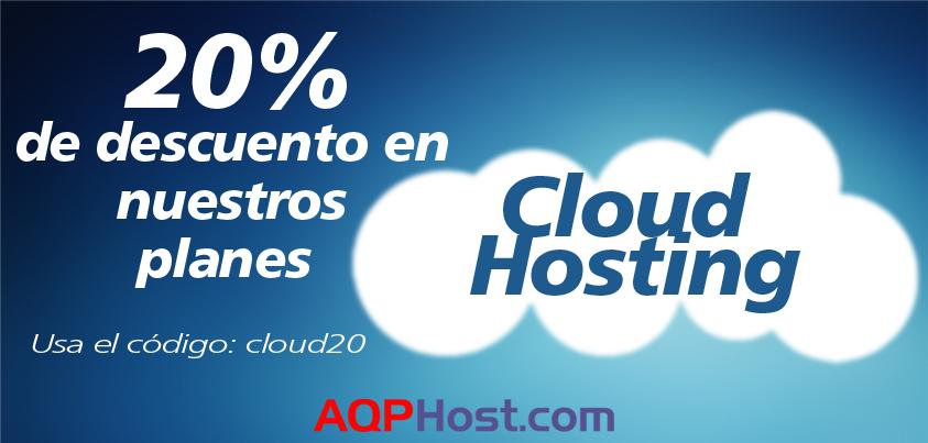 promocion cloud hosting empresas