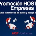 Dominios Gratis con Hosting Empresas todo Abril