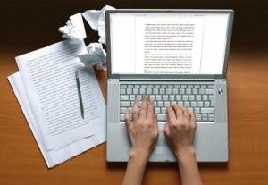 escribir un post