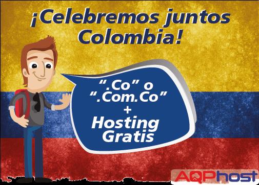 Promo Hosting Gratis Julio