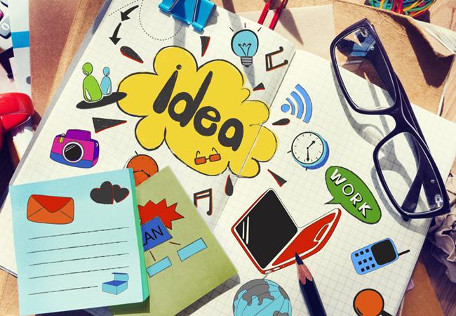 empresario genera contenidos propios