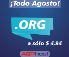 oferta especial .org