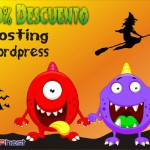 Monstruosa Promoción de Octubre en Hosting WordPress