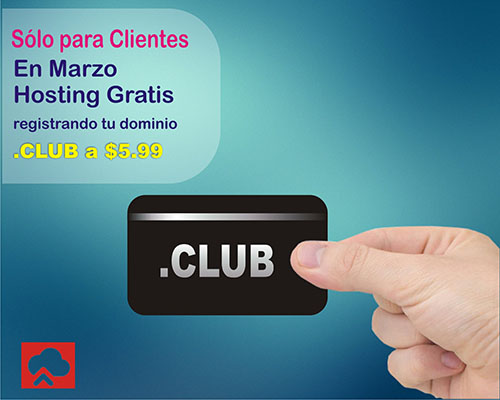 hosting gratis club
