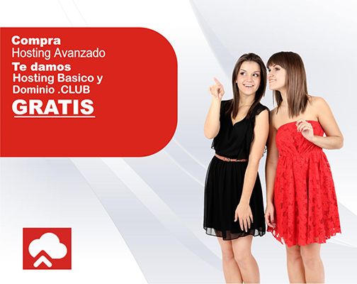 .club y hosting gratis