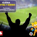 Gana Hosting y Dominio acertando los resultados de la Copa América 2015