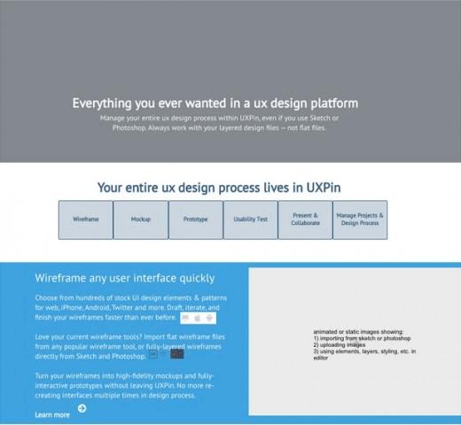 distribucion textual web