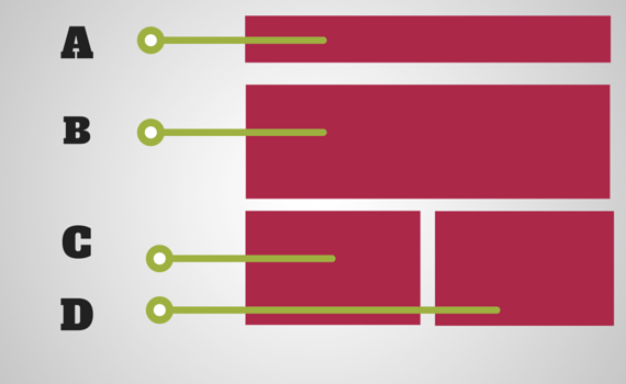 estructuracion diseño web