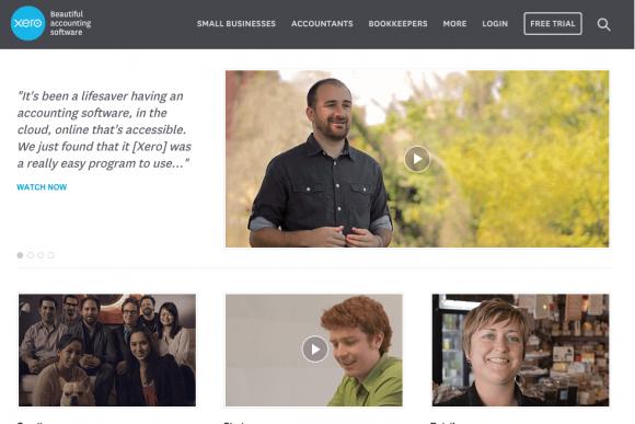 crear paginas de testimonios