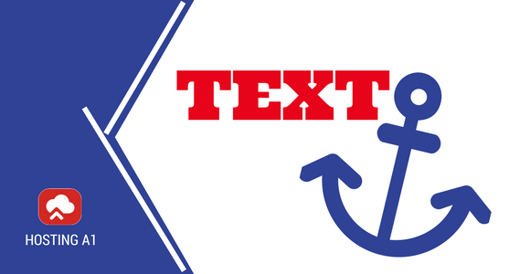 categoria de anclaje de texto