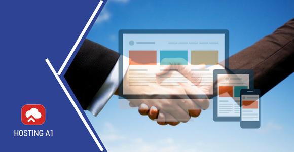 gestionar un sitio web de negocio