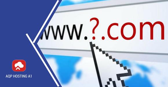 registrar un dominio .COM