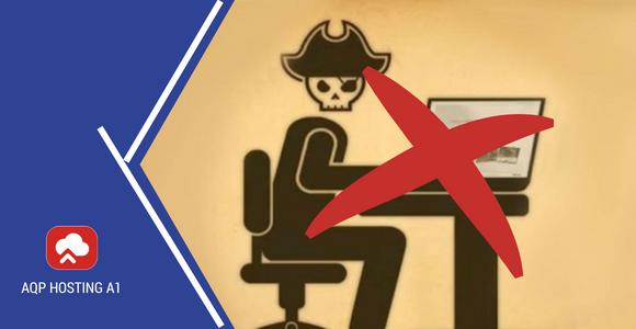 sitios web piratas