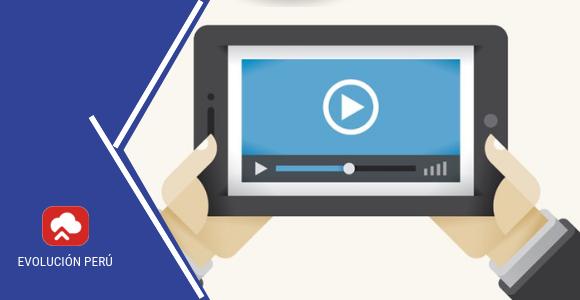 Cómo utilizar un video en una página de destino