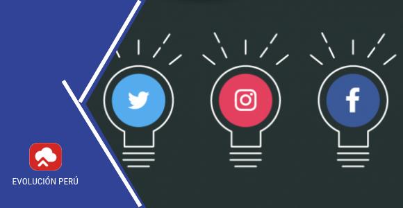redes sociales para un negocio