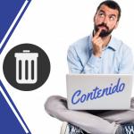 Decide si mejorar o eliminar el contenido antiguo en 3 pasos