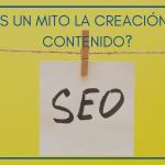 ¿Más contenido es sólo un mito de SEO en Google?